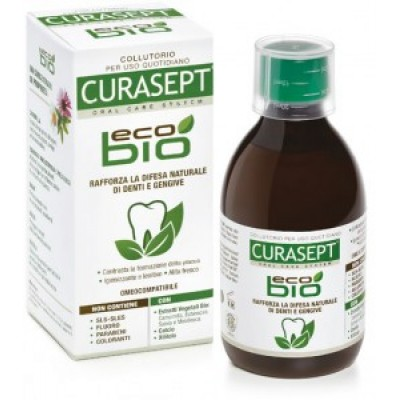 CURASEPT ECOBIO COLLUT 300ML