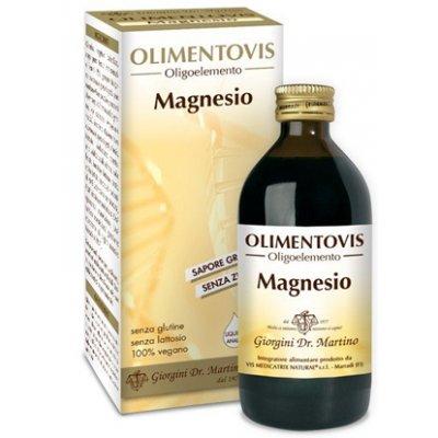 OLIMENTOVIS MAGNESIO 200ML