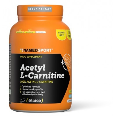 ACETIL L-CARNITINE 60CPR