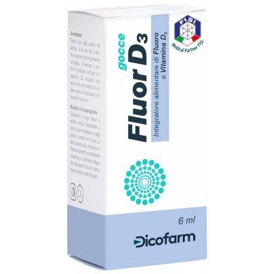 FLUORD3 GOCCE 6ML