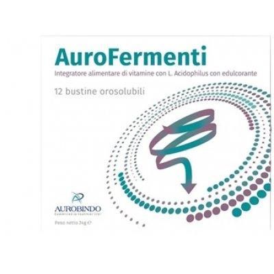 AUROFERMENTI 12BUST 24G