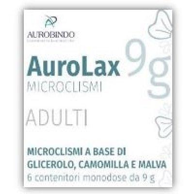 AUROLAX MICROCLISMI ADULTI 6PZ