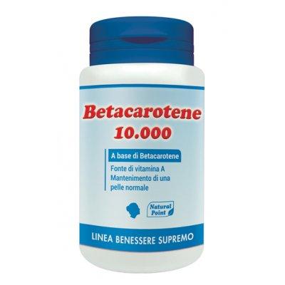 BETACAROTENE 10000 80P NAT/POINT