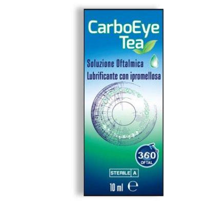 CARBOEYE TEA SOLUZ OFT 10ML
