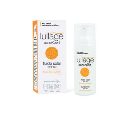 LULLAGE FLUIDO SOLARE SPF50