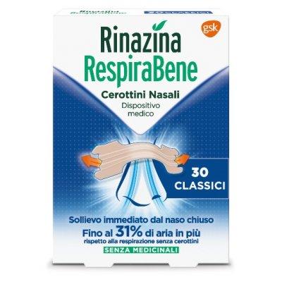 RINAZINA RESPIRABENE CLASS 30PZ