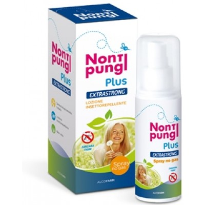 NONTIPUNGI PLUS SPRAY EXTRA STRONG 100 ML