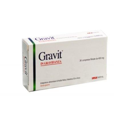 GRAVIT 30 COMPRESSE