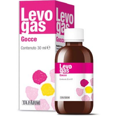 LEVOGAS GTT 30 ML