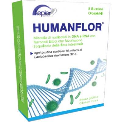 HUMAN FLOR INT 8BUST 12G