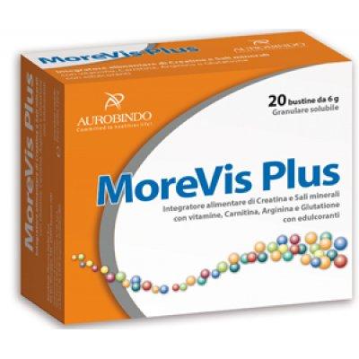 MOREVIS PLUS 20BUST