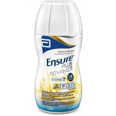ENSURE PLUS ADVANCE BANAN 4X220