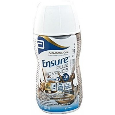 ENSURE PLUS ADVANCE CAFFE 4X220