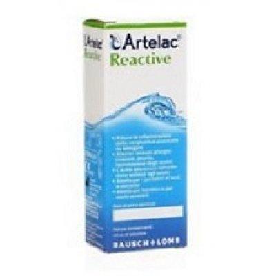 ARTELAC REACTIVE SOL 10ML