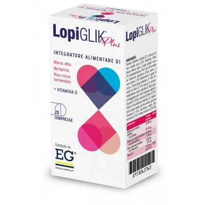 LOPIGLIK PLUS 20CPR