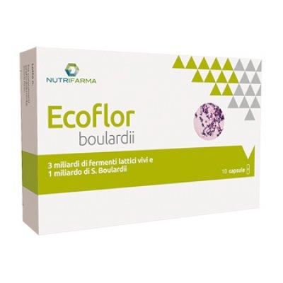 ECOFLOR BOULARDII 10CPS