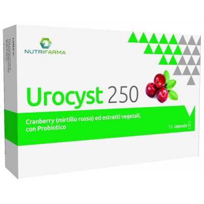 UROCYST 250 15CPS