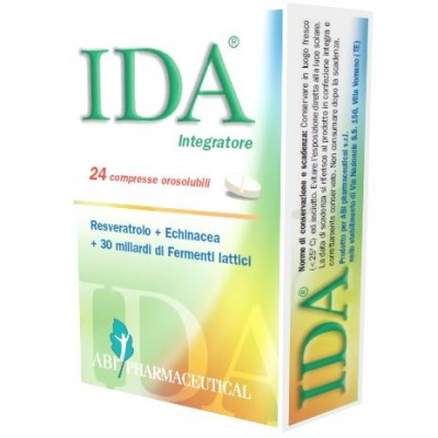 IDA 24 CPR OROSOLUBILI