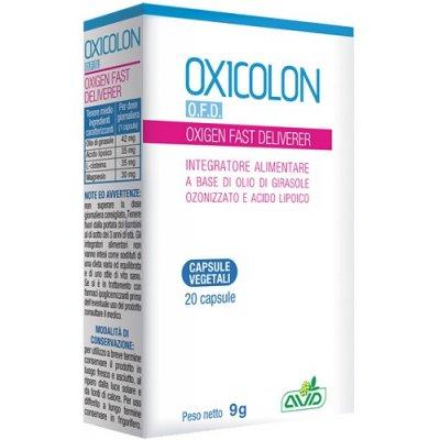 OXICOLON O F D 20CPS