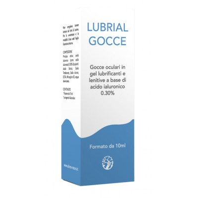 LUBRIAL GOCCE 15ML ABROS
