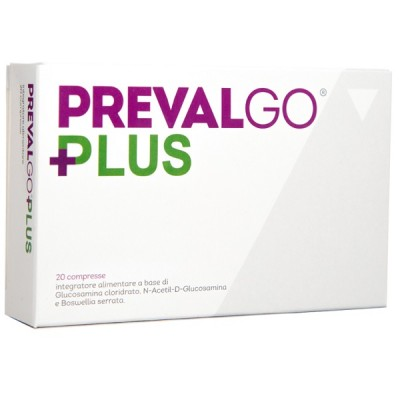 PREVALGO PLUS 20CPR