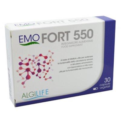 EMOFORT 550 30CPS