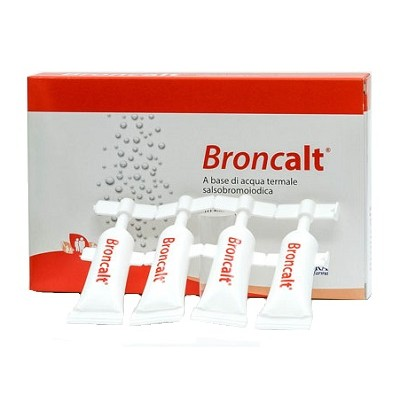 BRONCALT STRIP 5ML 10 FLACONCINI