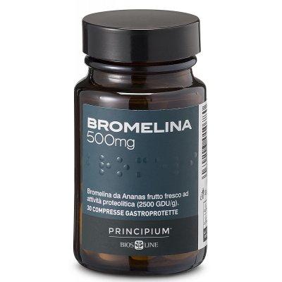 PRINCIPIUM BROMELINA 30CPR BIOS