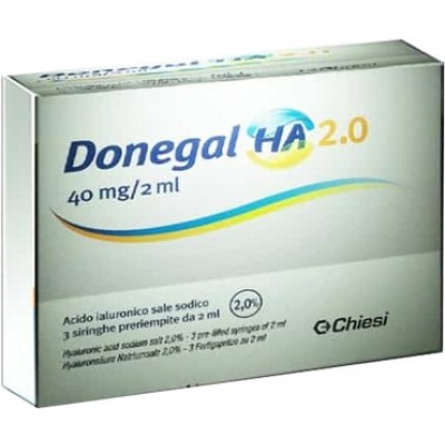 DONEGAL HA 2.0 40MG/2ML 3SIR