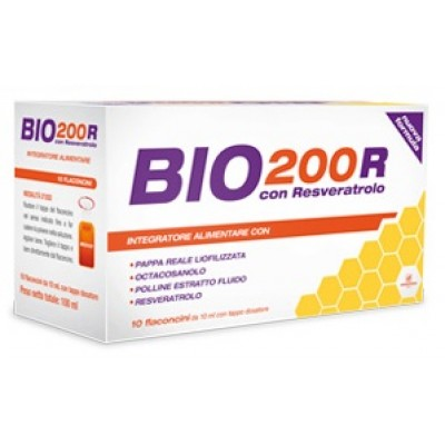 BIO-200 R RESVERATROLO 10FL