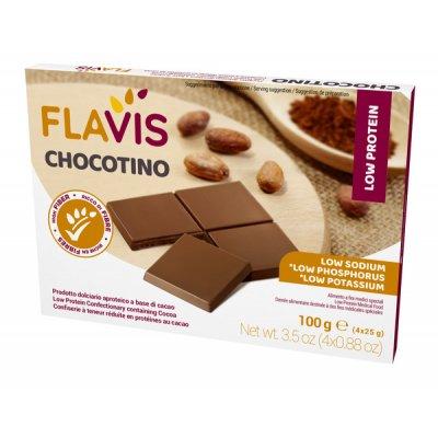MEVALIA FLAVIS CHOCOTINO 100G