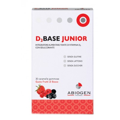D3BASE JUNIOR 30 CAR FRUT.BOSCO