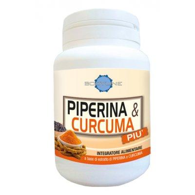 PIPERINA&CURCUMA PIU 60CPS