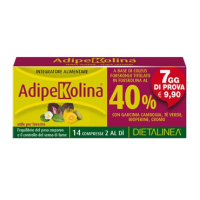 ADIPEKOLINA 7 DAYS 14CPR
