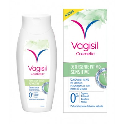 VAGISIL DET SENSITIVE 250ML
