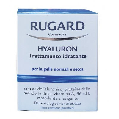 RUGARD CR VISO HYALURON 50ML