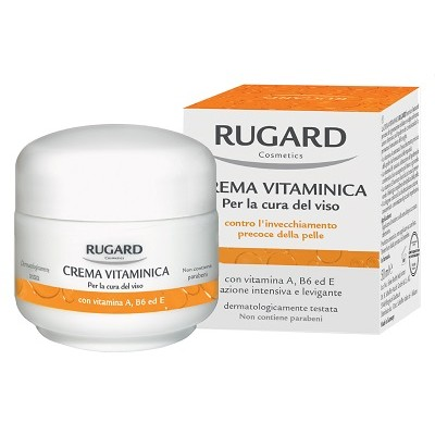RUGARD CR VISO VITAMINICA 50ML
