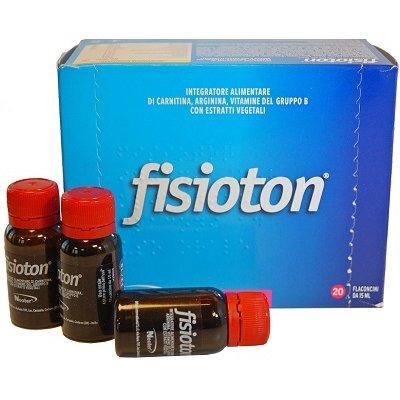 FISIOTON 20FLAC 15ML