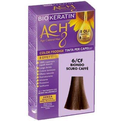 BIOKERATIN ACH8 COLOR PRODIGE 6/CF BIONDO SCURO CAFFE'