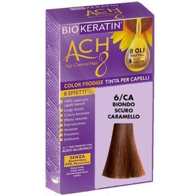 BIOKERATIN ACH8 COLOR PRODIGE 6/CA BIONDO SCURO CARAMELLO
