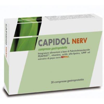 CAPIDOL NERV 20CPR GASTROPROT