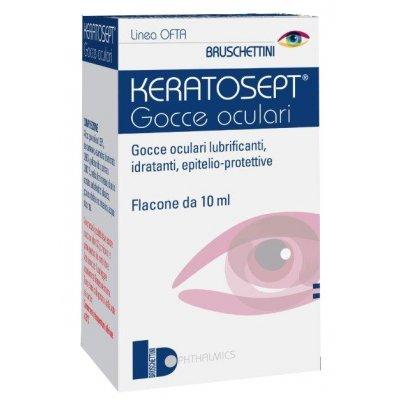 KERATOSEPT GTT OCUL 10ML