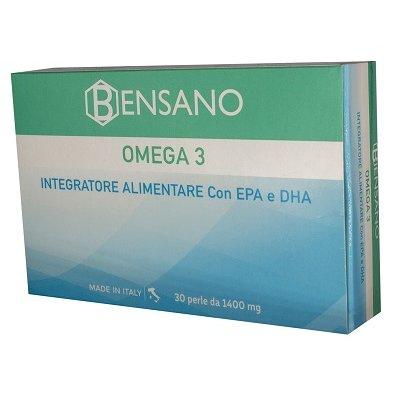 BENSANO OMEGA 3 PERLE