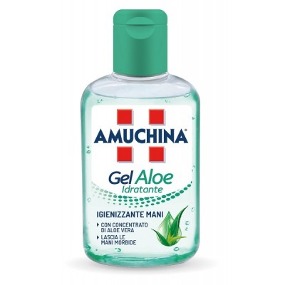 AMUCHINA GEL ALOE 80ML