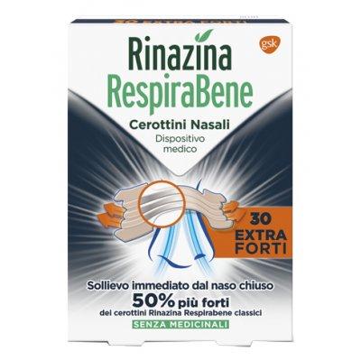 RINAZINA RESPIRABENE EXT FTE 30P
