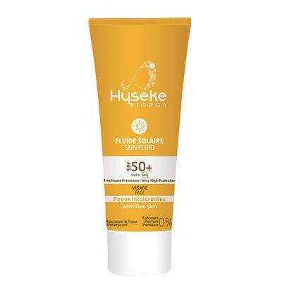 HYSEKE FLUIDO SOL P SENS 50+