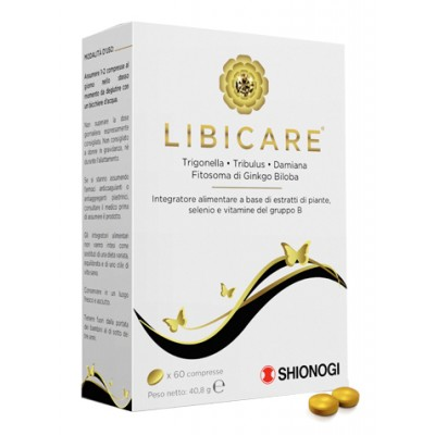 LIBICARE 60CPR