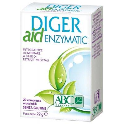 DIGER AID ENZYMATIC 20CPR