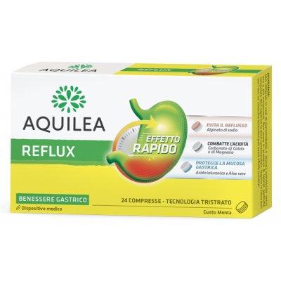 AQUILEA REFLUX 24 COMPRESSE