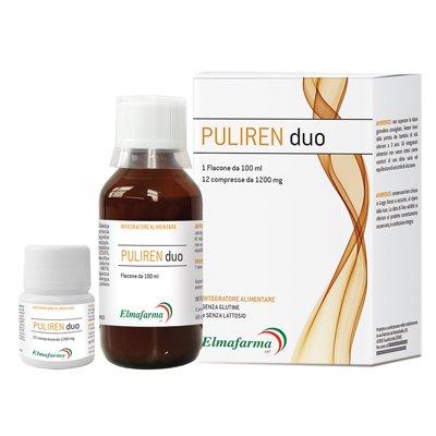 PULIREN DUO 100ML+12CPR